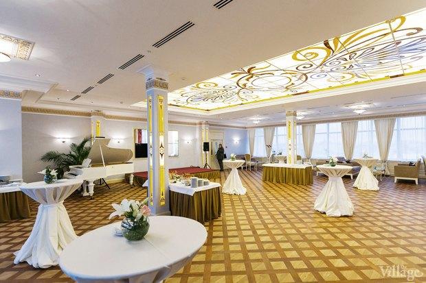 Фото дня: Как выглядит отель Государственного Эрмитажа в Петербурге. Изображение № 19.