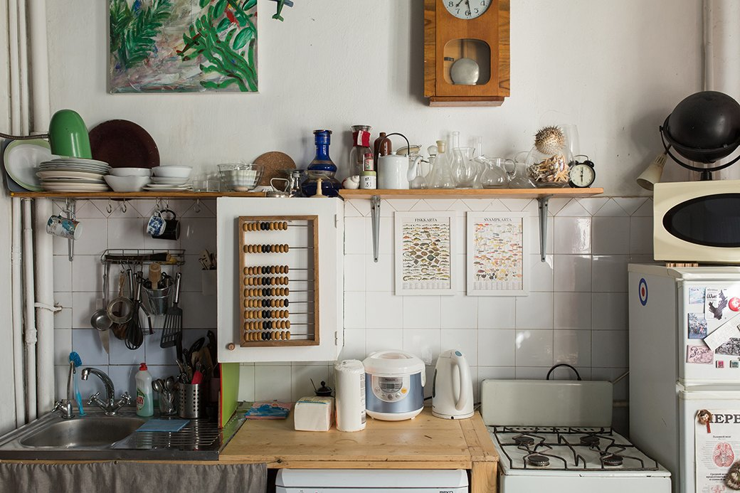 Квартира на пересечении Мойки иГороховой без кухни. Изображение № 11.