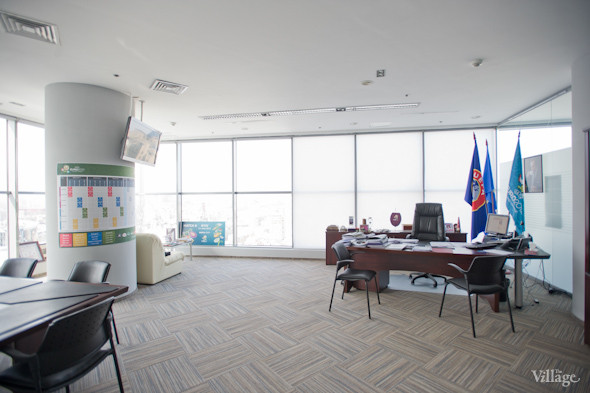 Офис недели (Киев): МОК Euro-2012. Зображення № 14.
