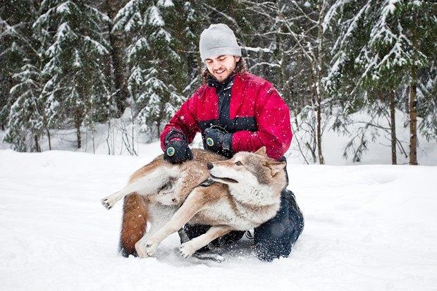 Люди в городе: Волонтёры вприюте длядиких животных. Изображение № 30.