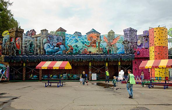 Карусель-карусель: 6 московских парков аттракционов. Изображение № 62.