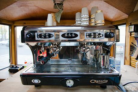В «Киевском трамвайчике» теперь варят кофе. Зображення № 3.