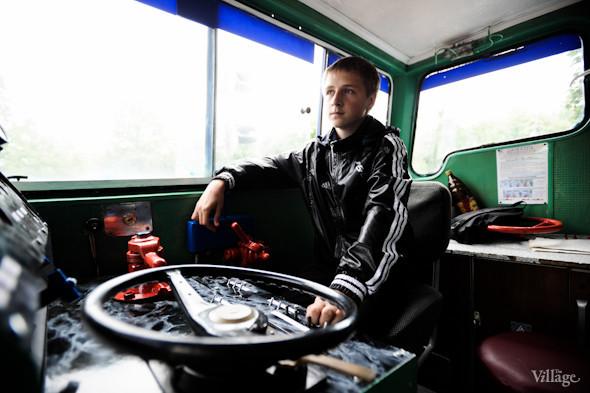 Фоторепортаж: В Киеве открылся сезон на детской железной дороге. Зображення № 24.