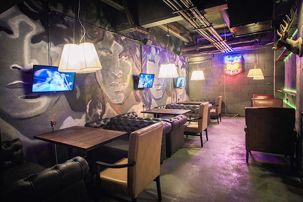 На «Китай-городе» открылся бар Stay True Bar. Изображение № 3.