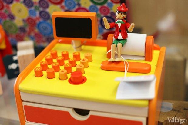 Новое место: Магазин игрушек «Понарошку». Изображение № 5.