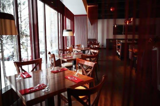 На Ленинском проспекте открылся ресторан итальянской кухни Marrone. Изображение № 1.
