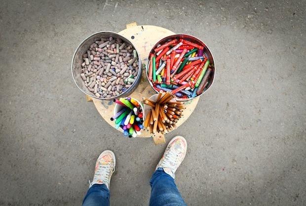 Занятия в студии «Хочу рисовать!». Изображение № 32.