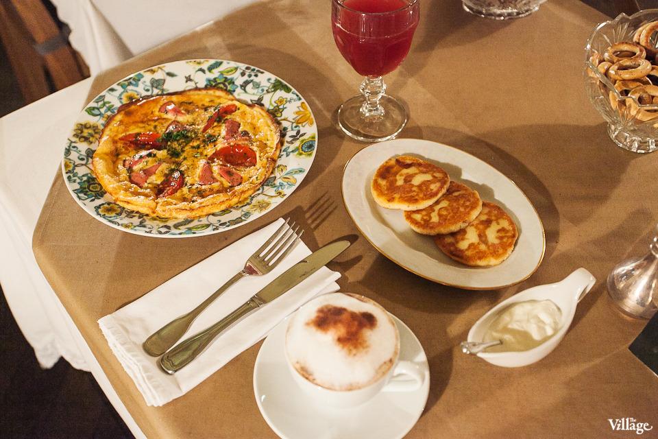Никогда не поздно:17 мест, где завтракают после полудня. Изображение №15.