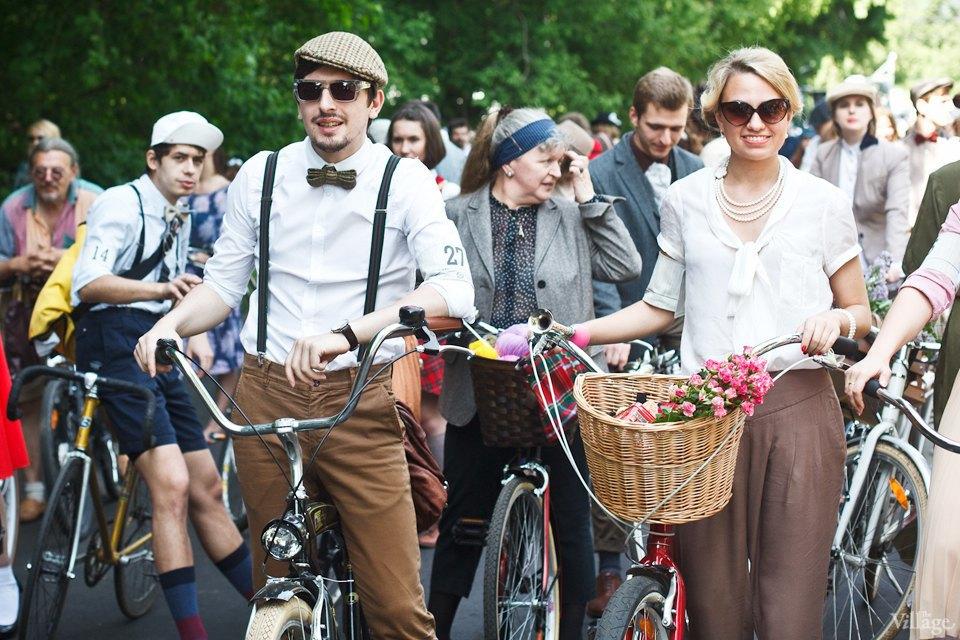 Люди в городе: Какпрошёл второй Tweed Ride. Изображение № 9.