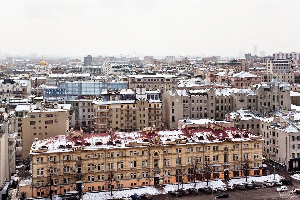 Лучший вид на этот город: 7 смотровых площадок вМоскве. Изображение № 13.