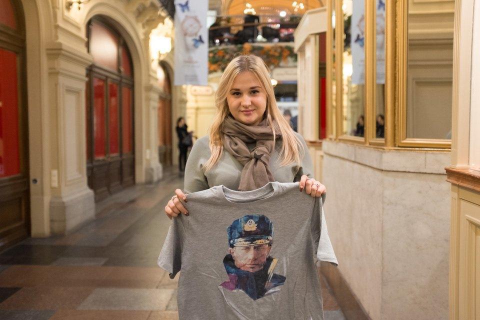 Съёмный патриотизм: Кто и зачем покупает одежду с Путиным. Изображение № 18.