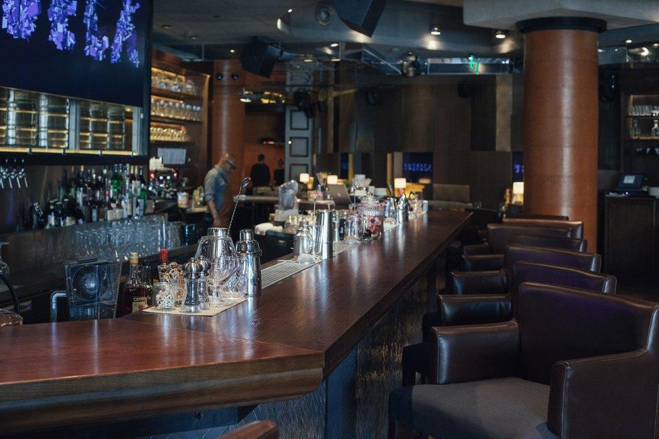 Ресторан американской кухни Tribeca. Изображение № 4.