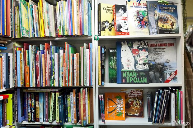 Раскадровка: 6 магазинов илавок с комиксами вПетербурге. Изображение № 36.