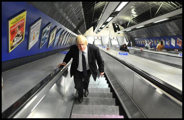 Клуб мэров: Борис Джонсон, Лондон. Изображение № 5.