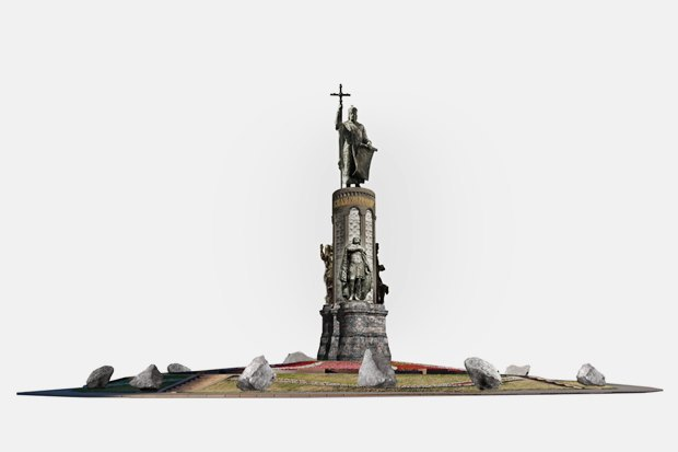 Видишь, там, нагоре, возвышается крест: Зачем Москве памятник князю Владимиру. Изображение № 7.