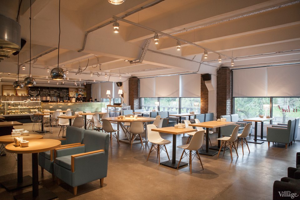 Еда на Artplay: 8 кафе иресторанов. Изображение № 22.