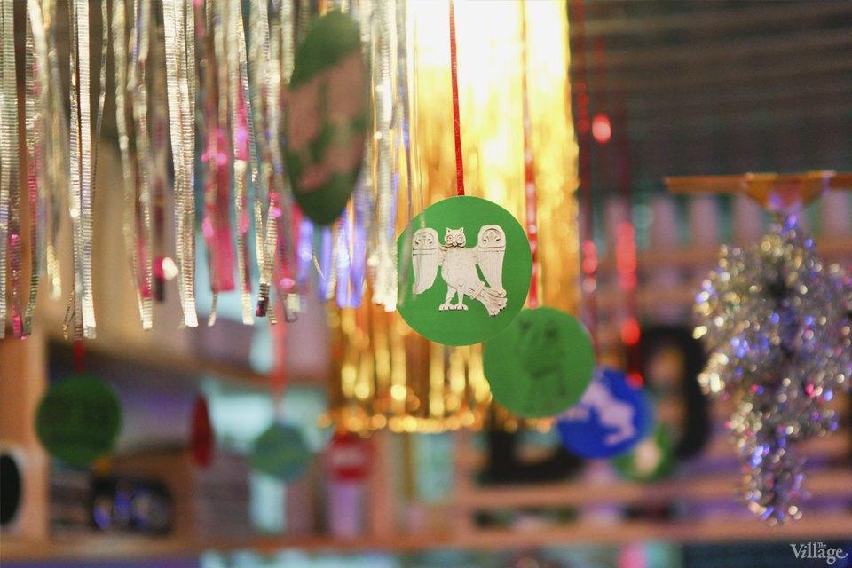 Фоторепортаж: Новогодние интерьеры ресторанов и кафе . Изображение № 19.