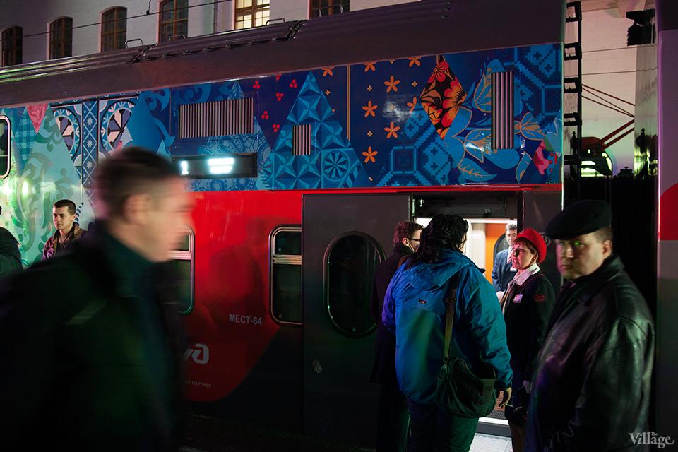 Фото дня: Первый в России двухэтажный поезд. Изображение № 3.