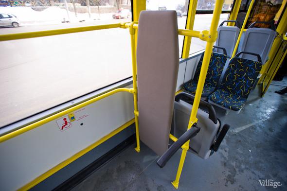 В Киеве запустили сто новых автобусов и троллейбусов. Изображение № 7.