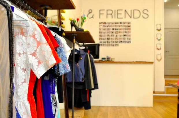 На Короленко открылся магазин cевропейскими марками женской одежды &Friends. Изображение № 1.