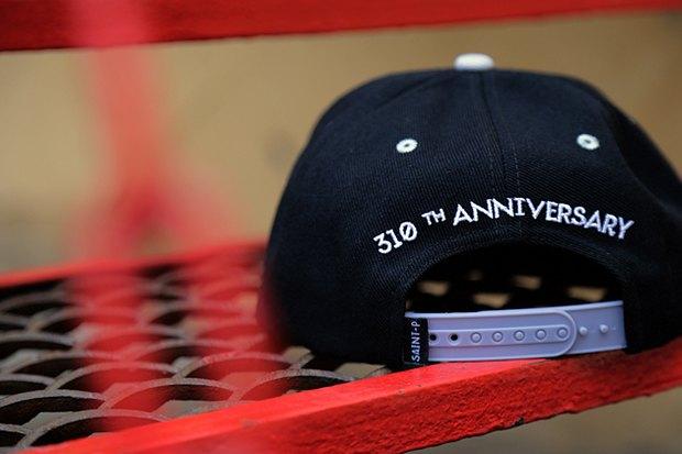 Saint-P выпустили коллекцию кепок ко Дню города. Изображение № 4.