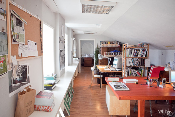 Офис недели (Петербург): Архитектурная студия MS-A. Изображение № 7.