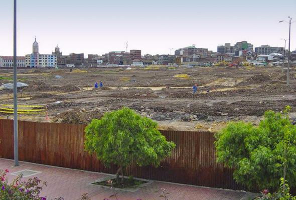 При Пеньялосе 600 домов в Картучо снесли.. Изображение № 25.