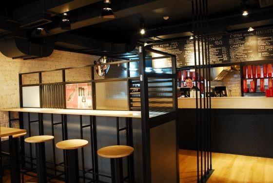 «Воккер» открыл свой первый ресторан. Изображение № 3.