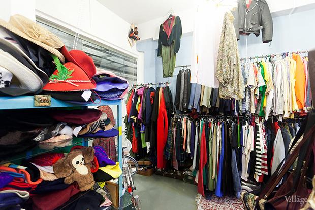 Гид по секонд-хендам и винтажным магазинам: 11 мест в Петербурге. Изображение №1.