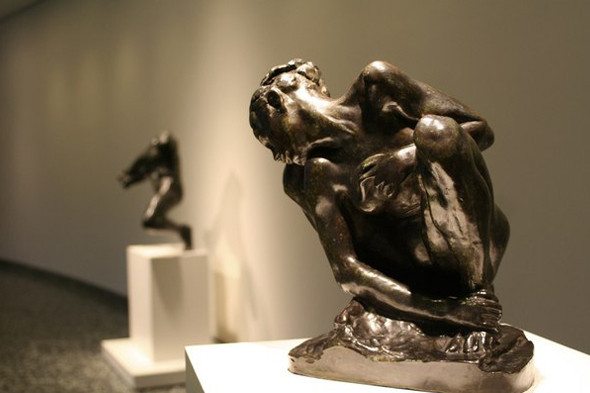 The Crouching Woman («Женщина, сидящяя на корточках»), 18811882. Изображение № 6.