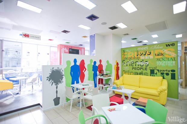Новое место (Киев): Smart cafe BiblioTech. Зображення № 21.