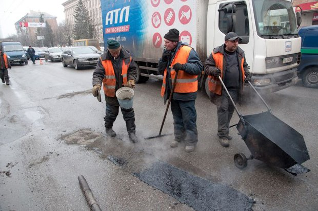 В Киеве запустили онлайн-сервис по контролю за ремонтом дорог. Зображення № 7.