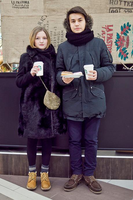 Люди в городе: Первые посетители Starbucks вСтокманне. Изображение №22.