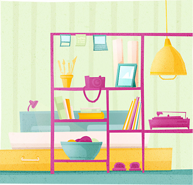 Домпросвет: Макcимум функций в одной комнате . Изображение №11.