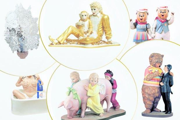Тарелки из юбилейной коллекции 2013 года. Изображение № 30.