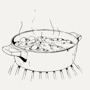 Завтраки дома: Гурьевская каша изкафе «Булка» . Изображение № 6.