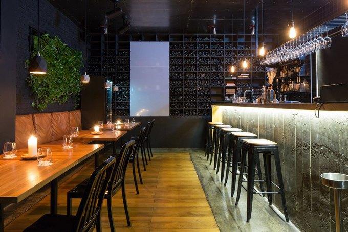 В ресторане «Вкус есть» открылся бар 12months. Изображение № 2.