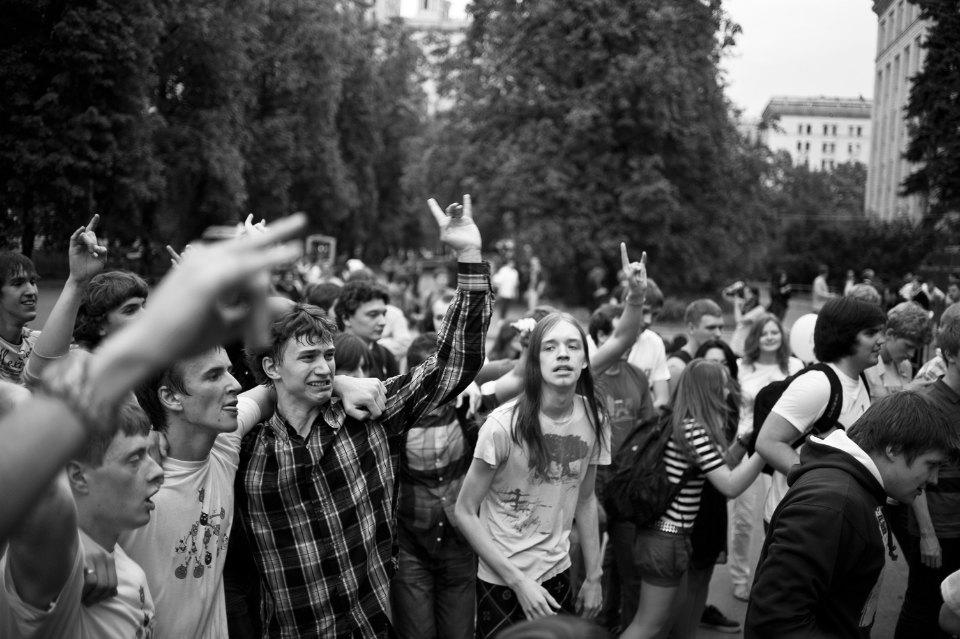 Камера наблюдения: Москва глазами Анастасии Брюхановой. Изображение №18.