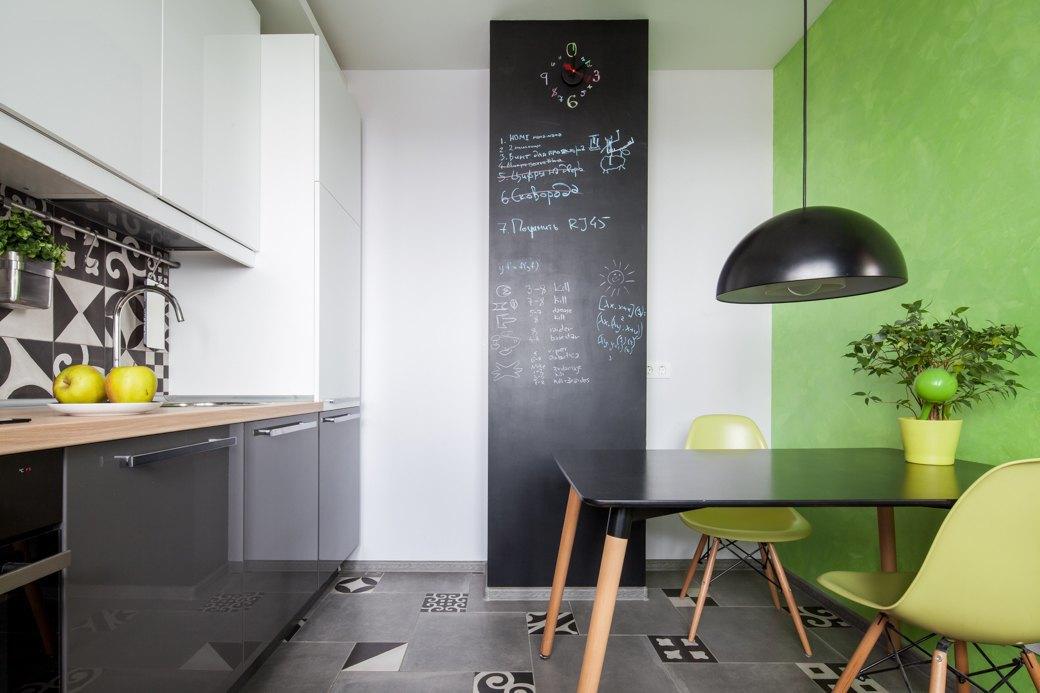 Однокомнатная квартира вДолгопрудном для пары учёных. Изображение № 16.