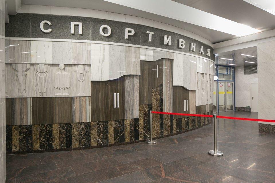 Как устроена «Спортивная-2» ипочему она разгрузит Васильевский остров. Изображение № 3.