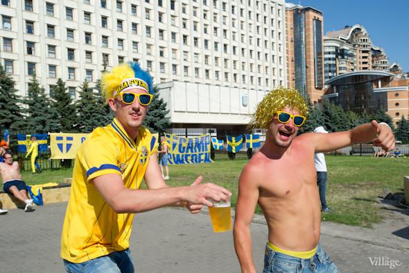 По домам: Шведы прощаются с Киевом. Зображення № 9.