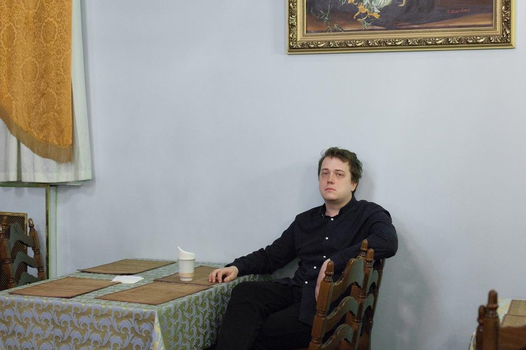 Олег Коронный— оДоме учёных наПречистенке. Изображение № 2.