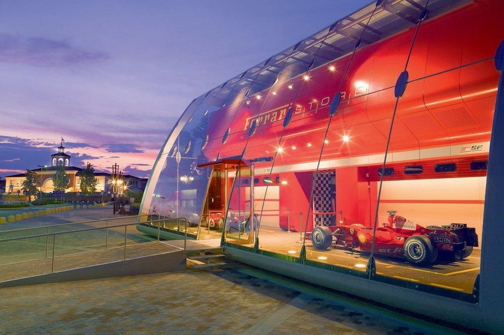Hopes Tech: 10 самых красивых магазинов мира. Изображение № 39.