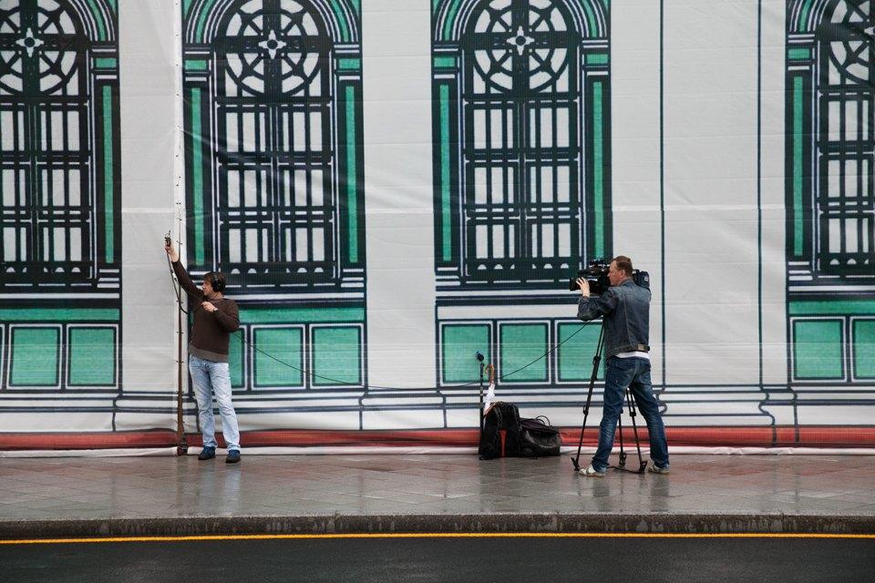 Обновлённые улицы Покровка иМаросейка. Изображение № 15.