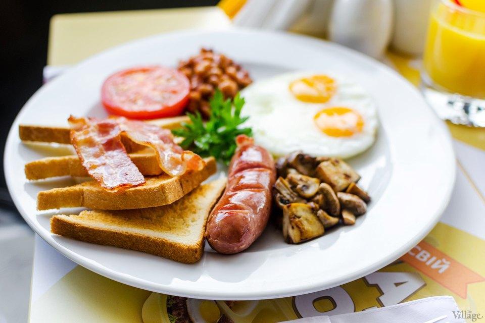 Английский классический завтрак — 45 грн.. Изображение № 21.