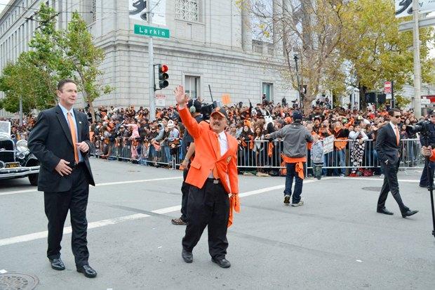 Клуб мэров: Эд Ли, Сан-Франциско. Изображение № 8.