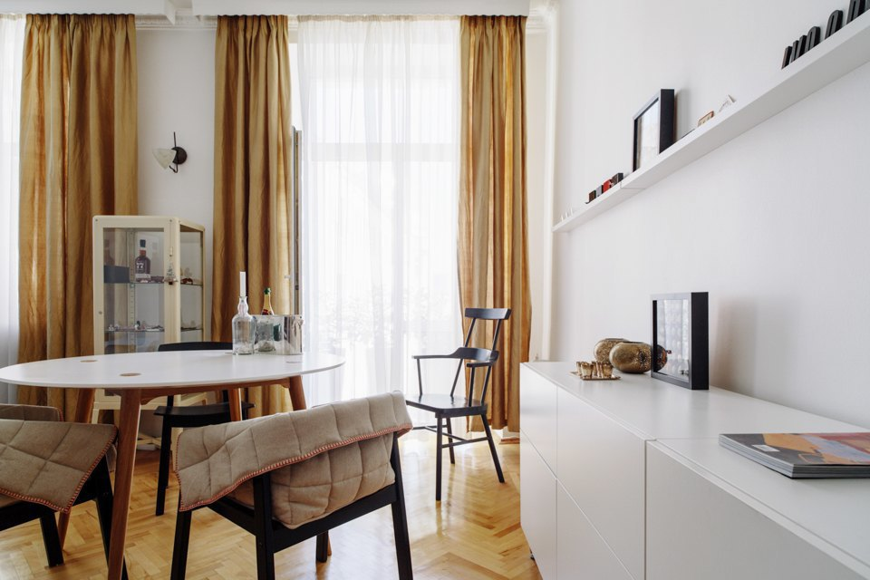 Двухкомнатная квартира топ-менеджера IKEA на«Маяковской». Изображение № 10.