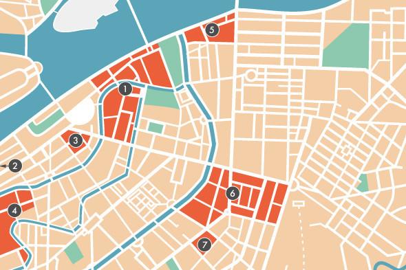 Предложить идеи по созданию новых общественных пространств в центре смогут горожане и архитекторы. Изображение № 3.