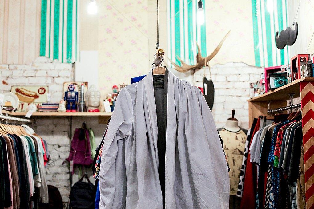 «Хохловка Original»: Какоткрыть шоу-рум российских дизайнеров вцентре Москвы. Изображение № 14.