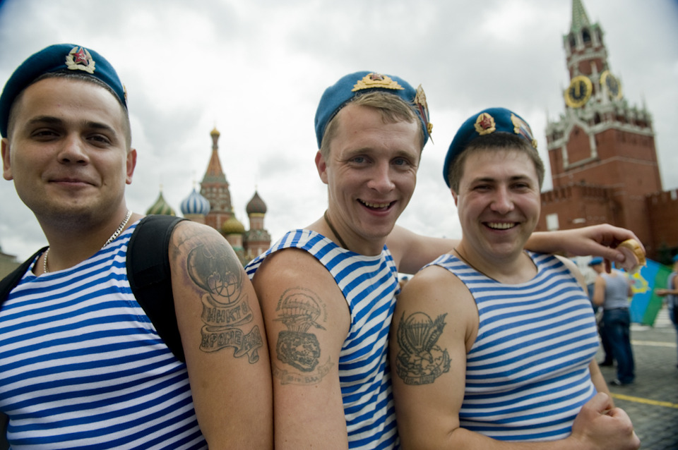 Камера наблюдения: Москва глазами Дмитрия Костюкова. Изображение №8.